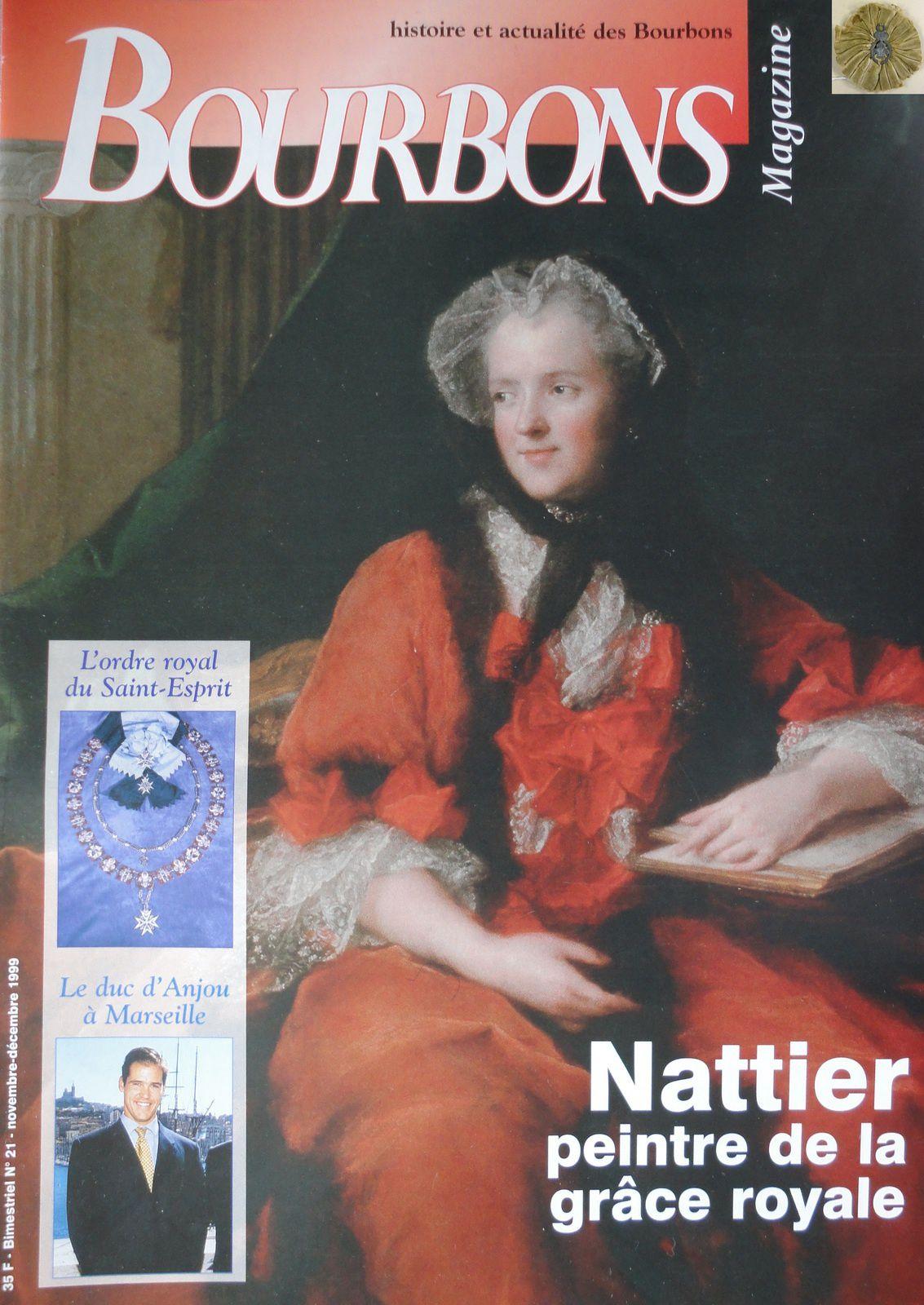 BOURBONS MAGAZINE NUMÉRO 21 - NOVEMBRE-DÉCEMBRE 1999 (BIMESTRIEL 35 F)