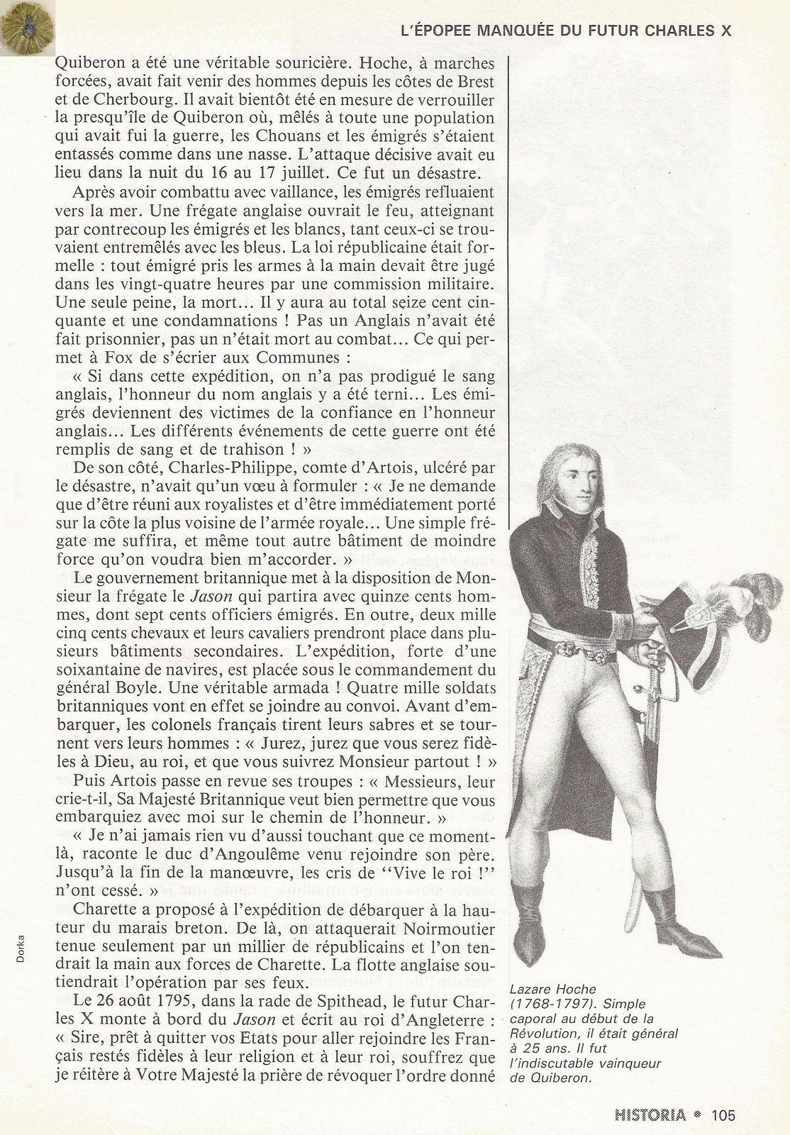 HISTORIA NUMÉRO 500 - AOÛT 1988