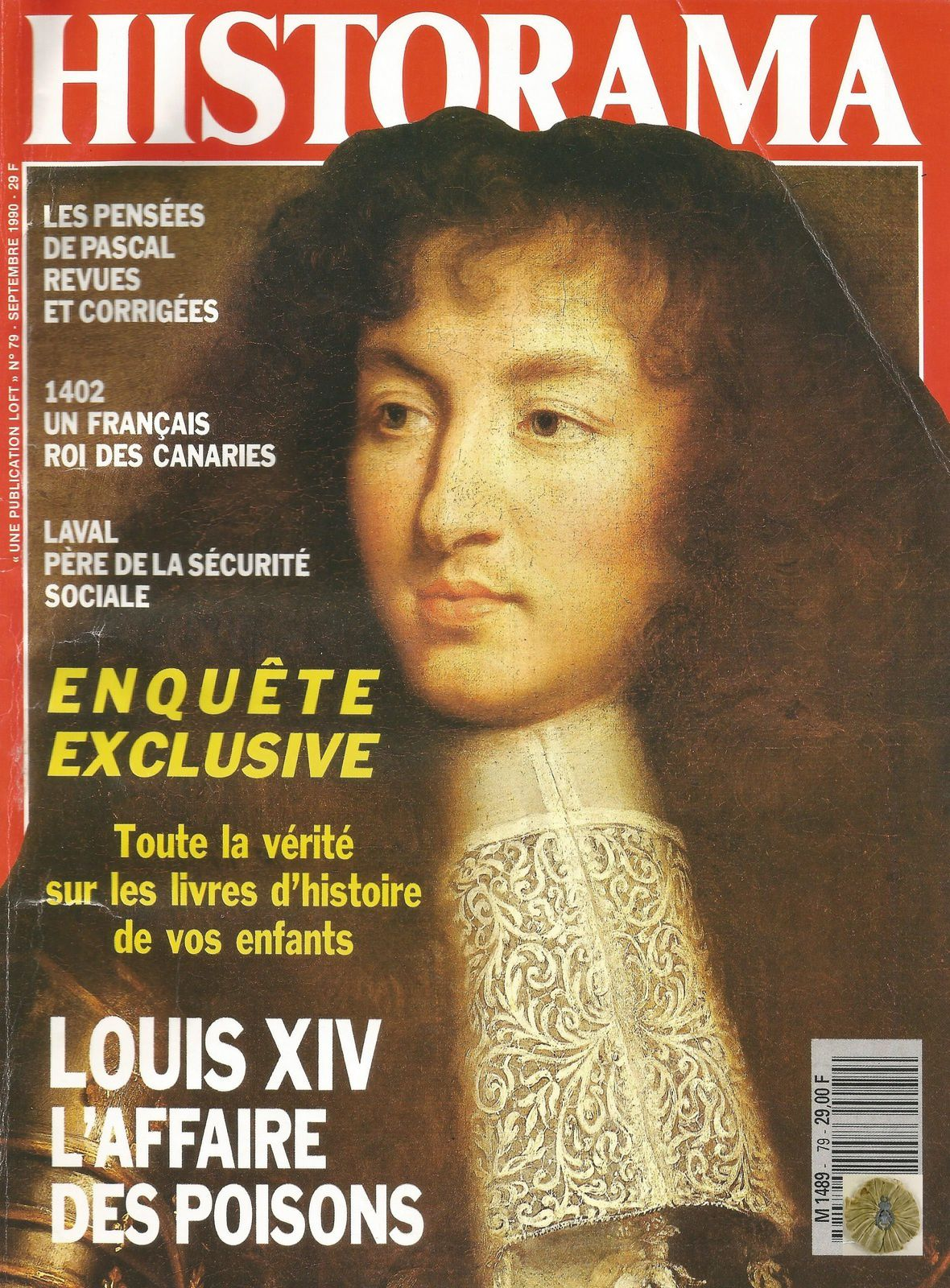 HISTORAMA 79 - COUVERTURE : EXPLORER ARCHIVES