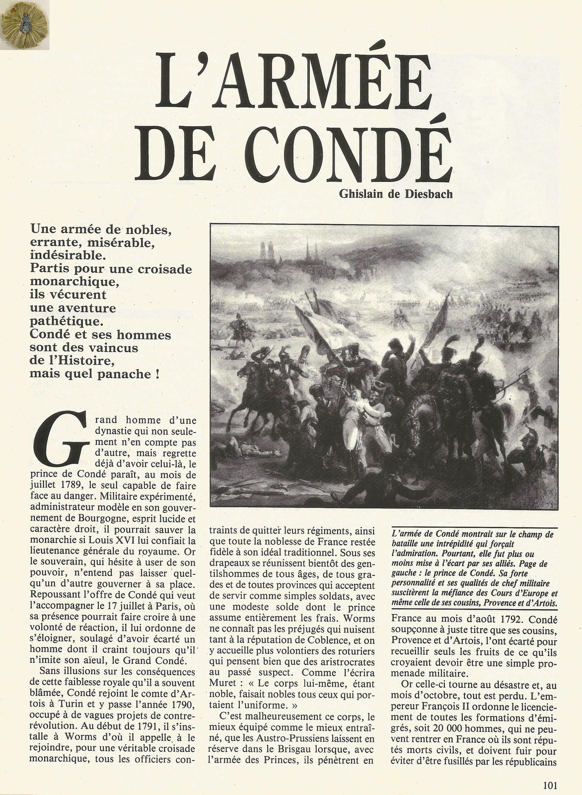 HISTORAMA NUMÉRO 79 - SEPTEMBRE 1990