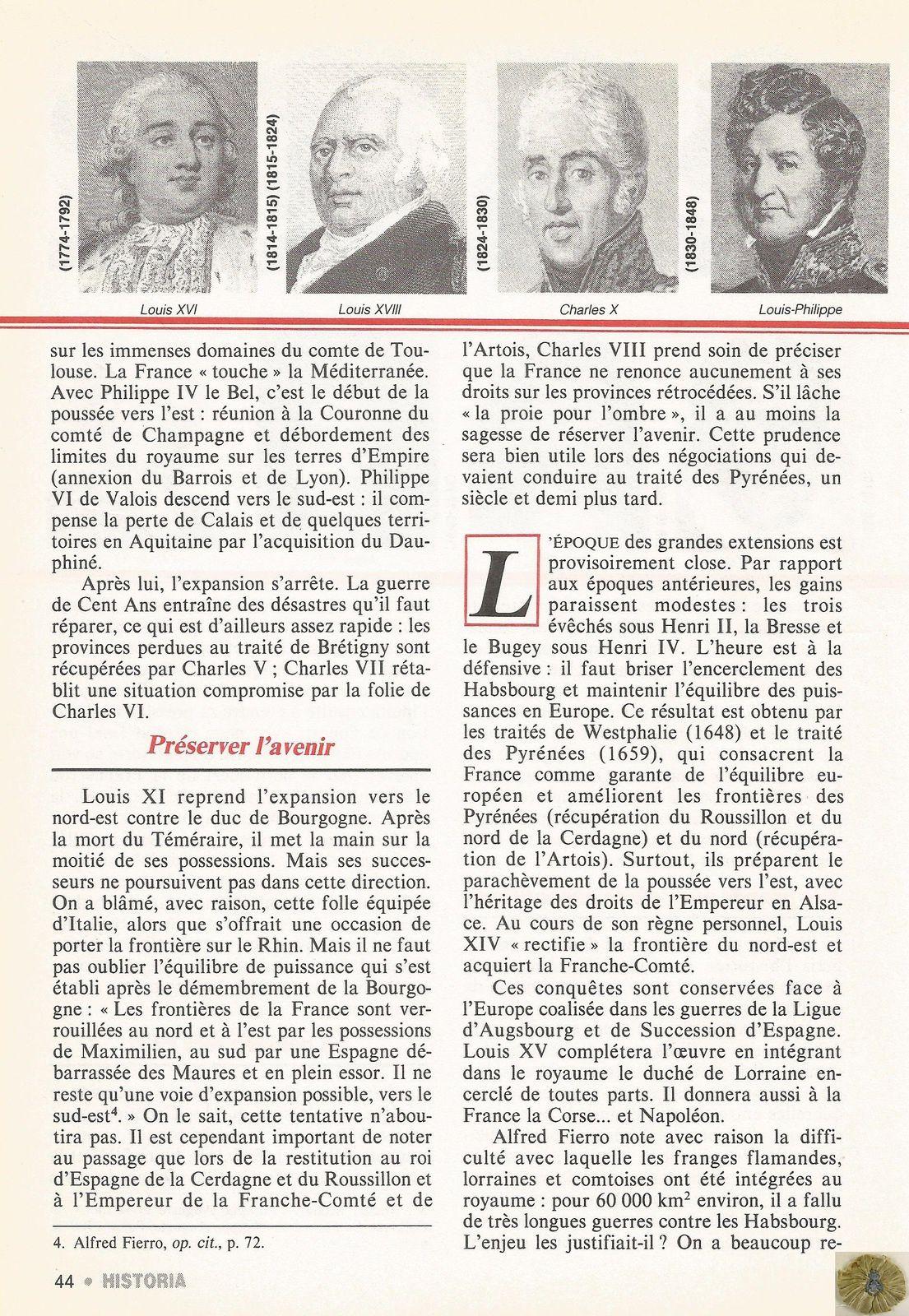 HISTORIA NUMÉRO 487 - JUILLET 1987