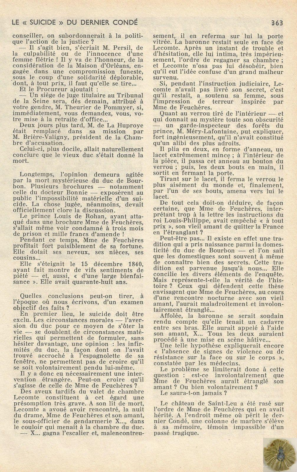 HISTORIA NUMÉRO 149 - AVRIL 1959