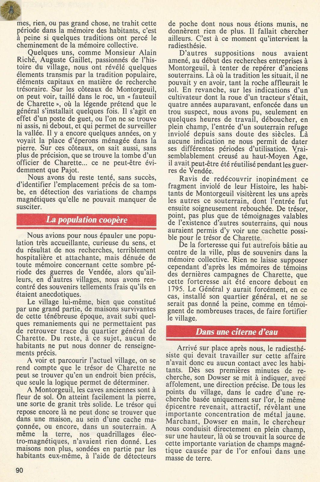 HISTORIA NUMÉRO 471 - MARS 1986