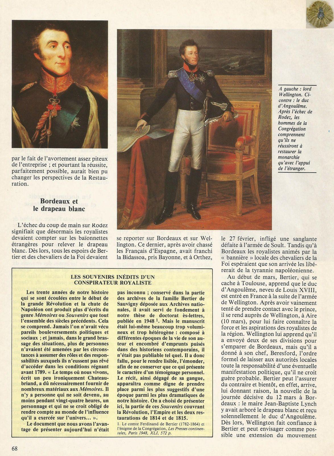 HISTORAMA NUMÉRO 72 - FÉVRIER 1990