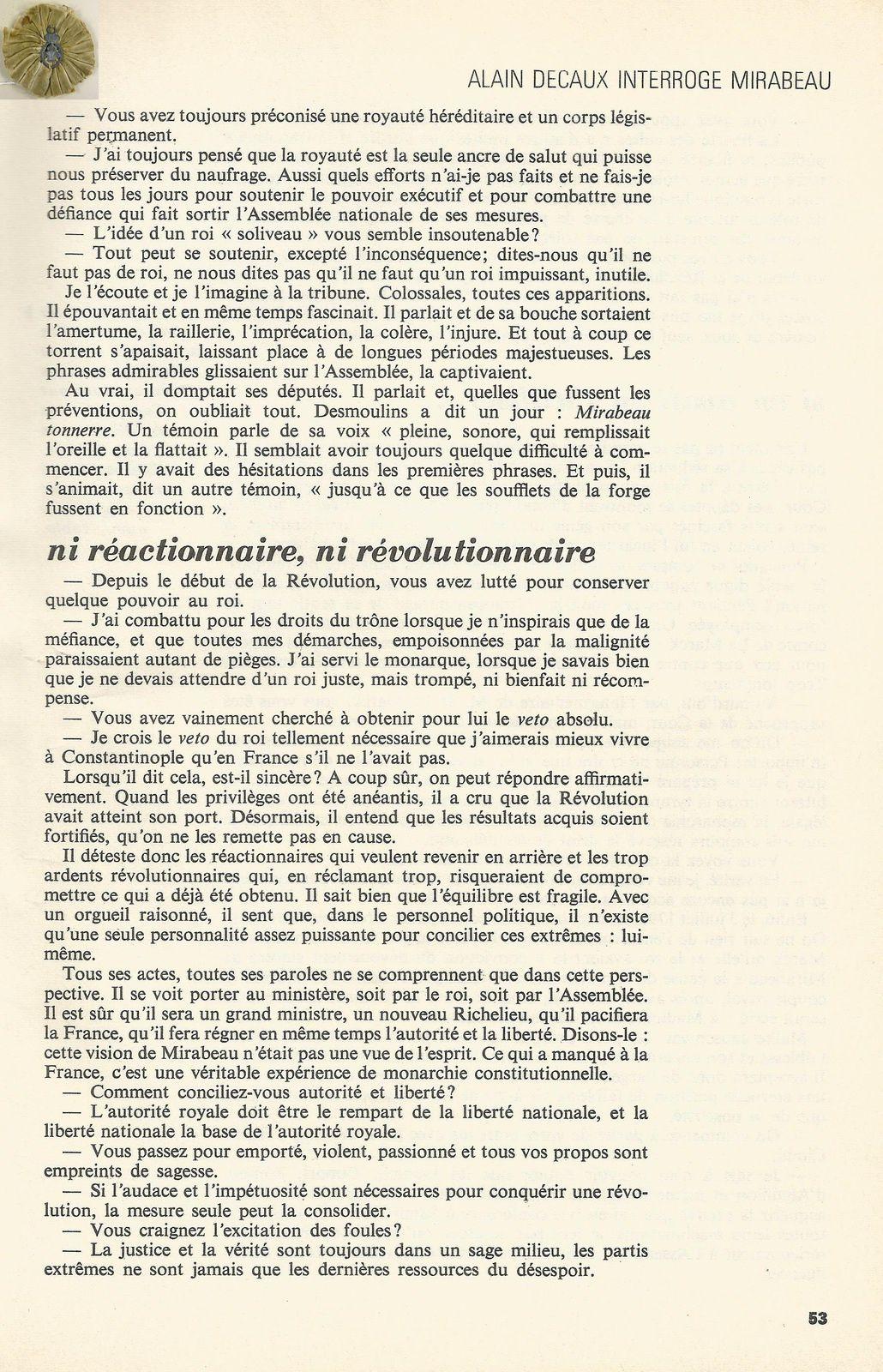 HISTORIA NUMÉRO 350 - JANVIER 1976