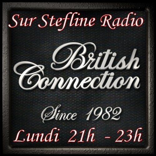 L'émission British Connection, ce 02/12 à partir de 21H