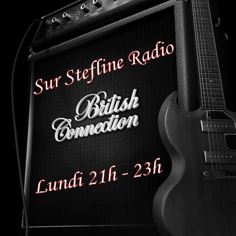 Ce 24/11, ne manquez pas votre émission : British Connection