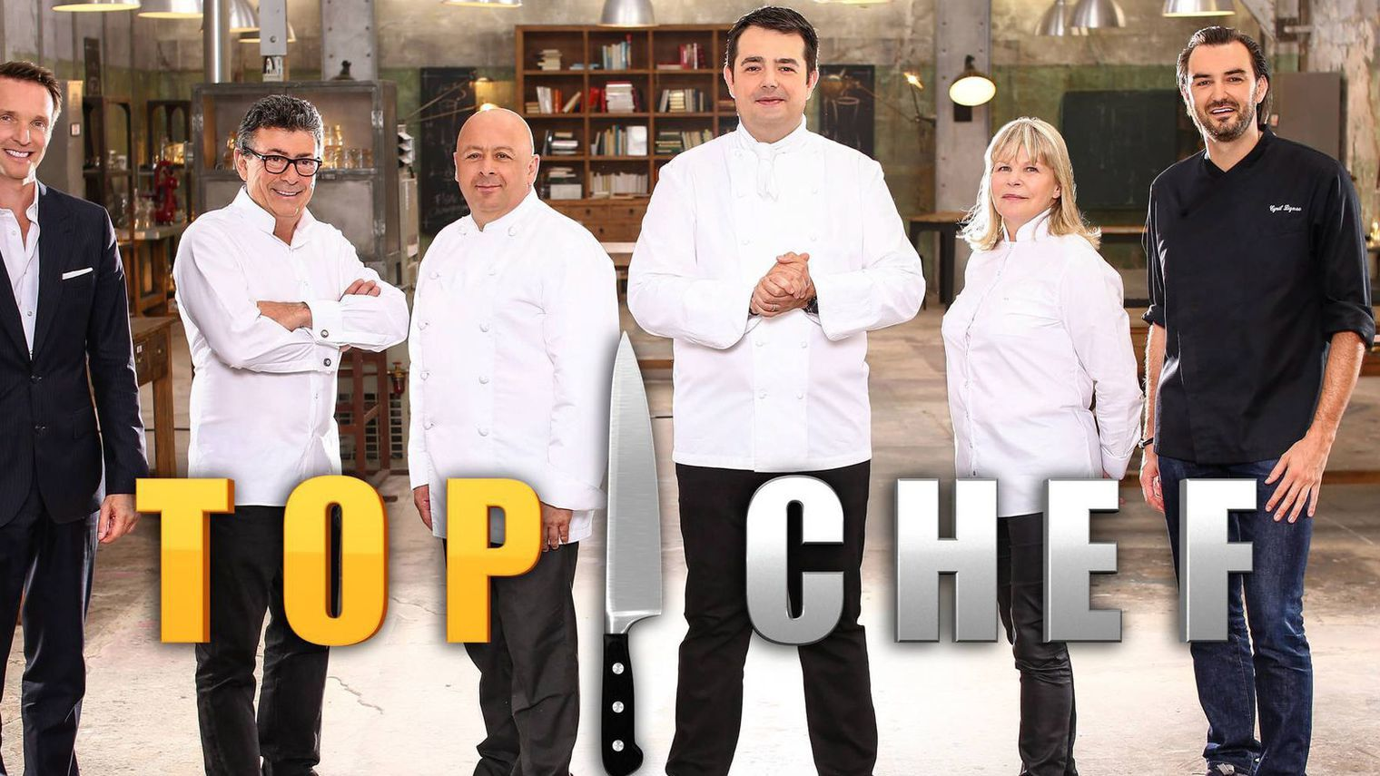 Ce 01/12, Interview de Ghislaine ARABIAN (ex top chef de M6)