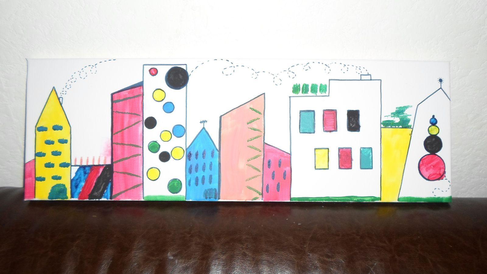 acivité-peinture pour enfants