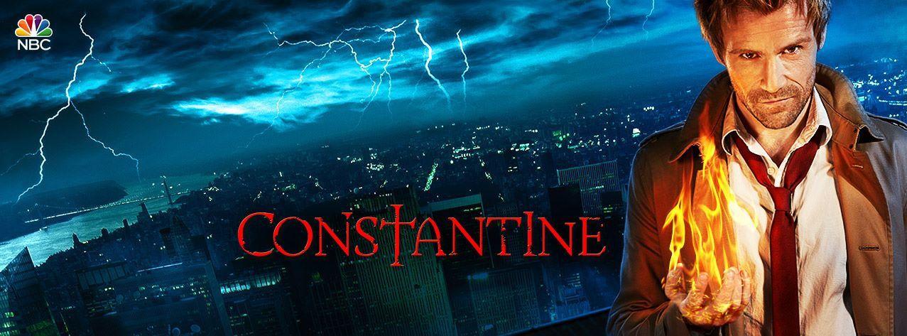 Constantine : l'Enfer de DC Comics.
