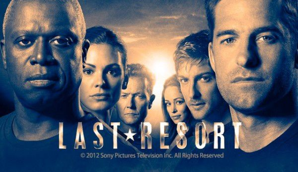 Last Resort : A la Poursuite de l'U.S.S. Colorado