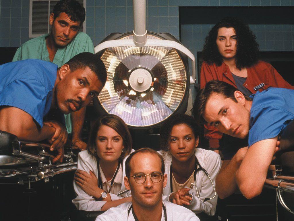 Urgences : les médecins des brancards