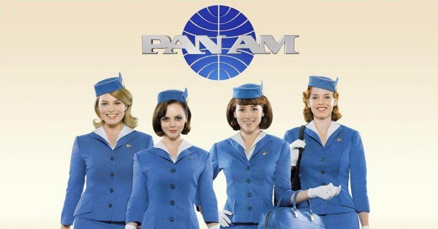 Pan Am : Natacha, hôtesse de l'air
