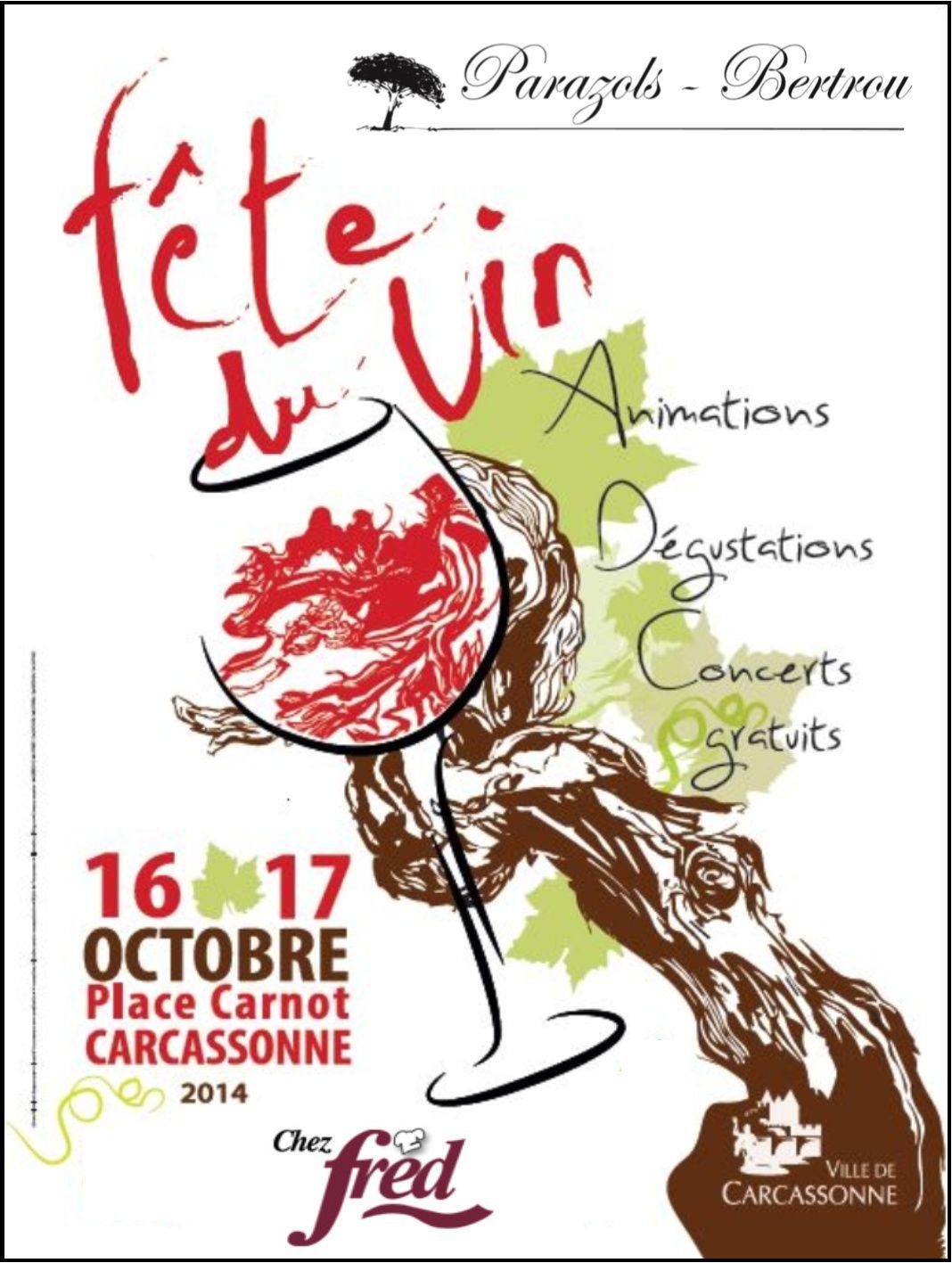 Carcassonne Fête le Vin 2014