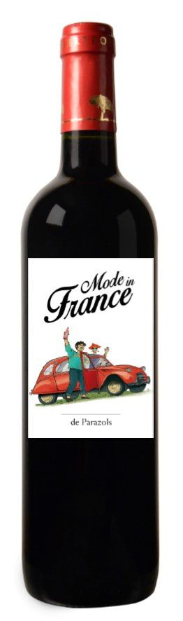 Un vin Made in Parazols, le &quot&#x3B;Mode in France&quot&#x3B;