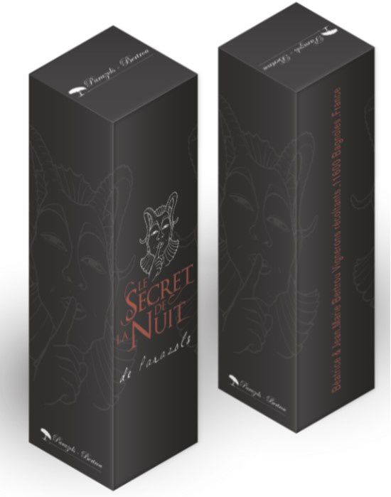 Coffret magnum Secret de la Nuit