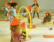 éveil corporel à rouen - 3 à 5 ans - danse africaine