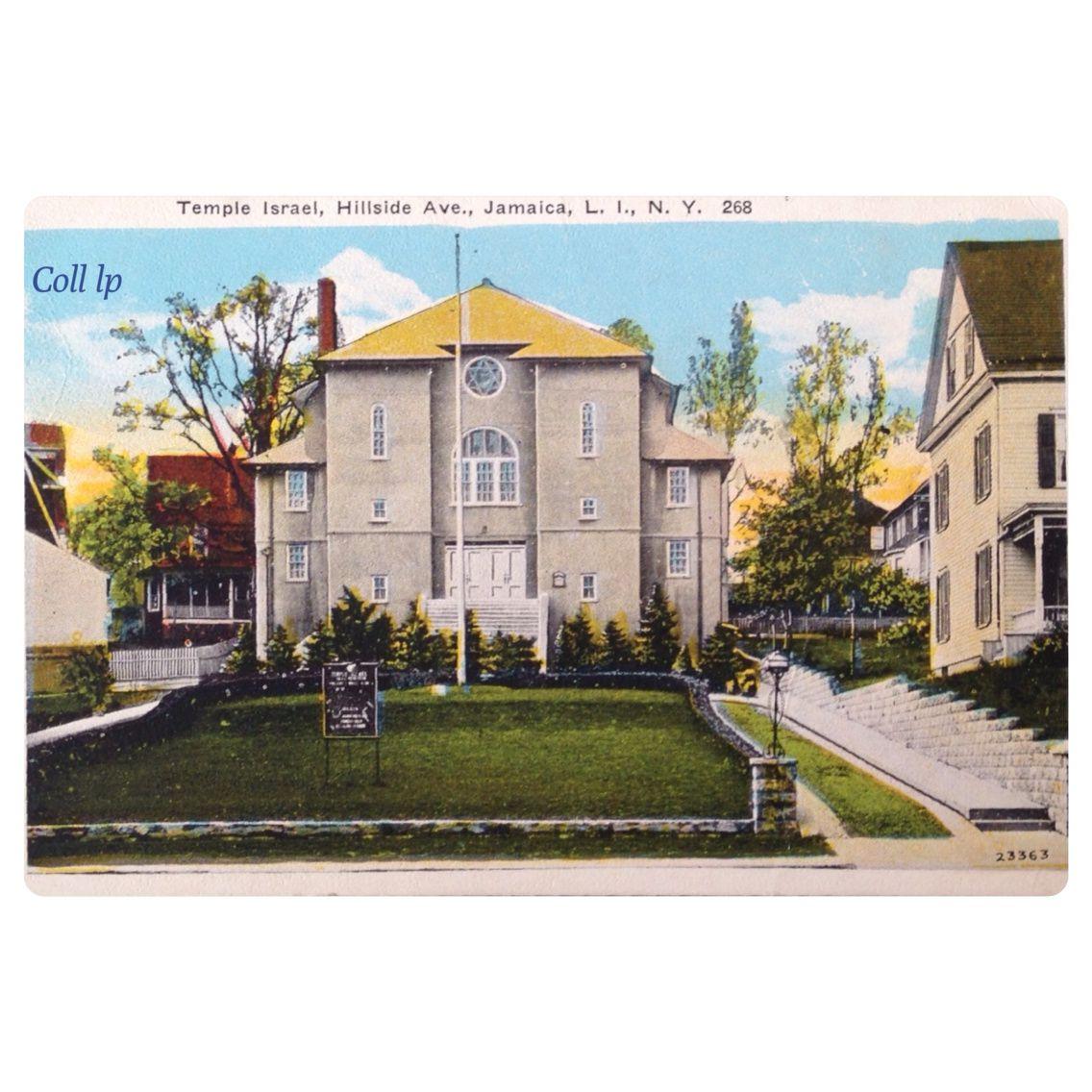 27 cartes postales de Synagogue aux USA au début du XXème siècle