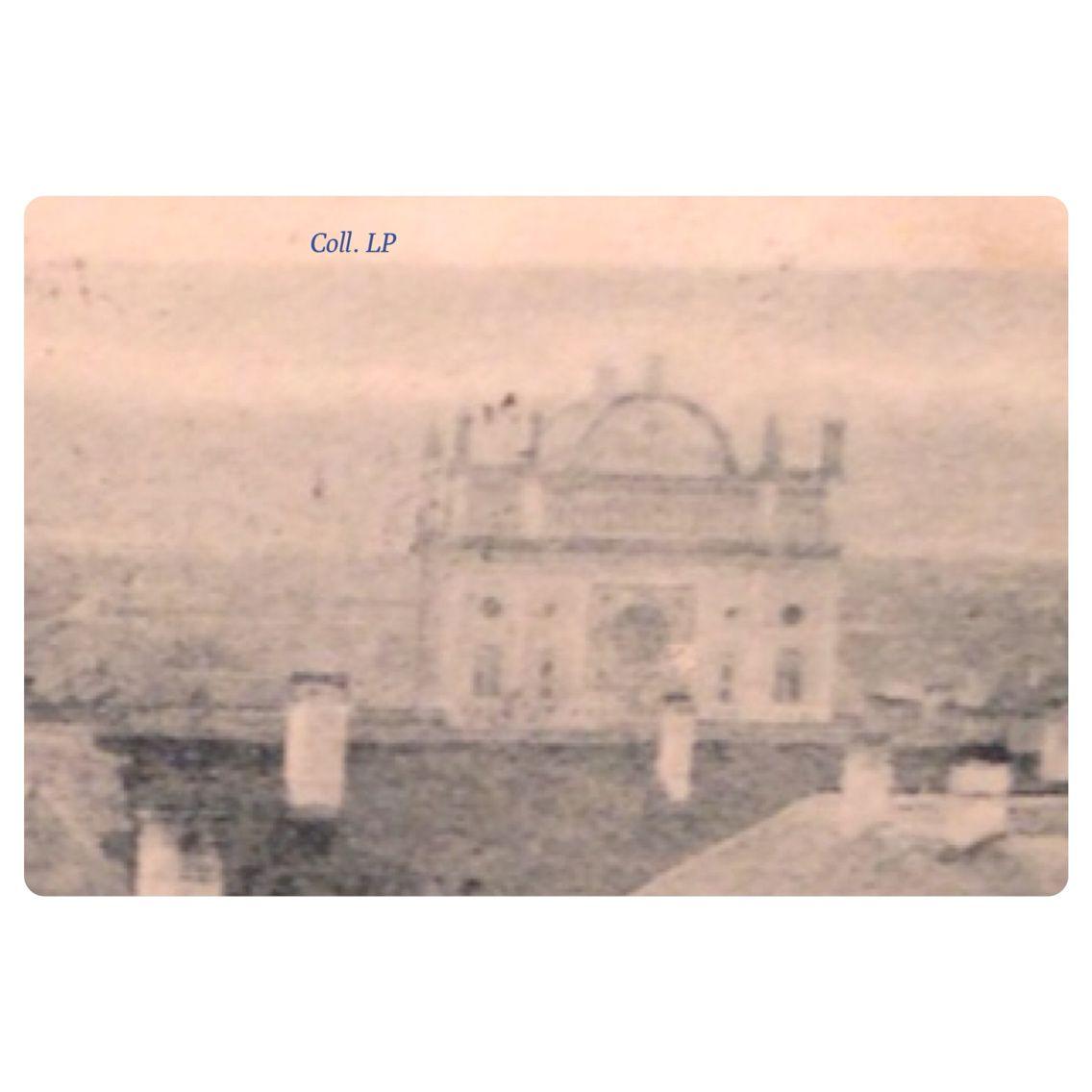 Les synagogues en Hongrie fin XIXème