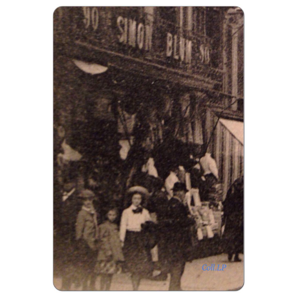 Commerces et vie juives en France. D 2/3