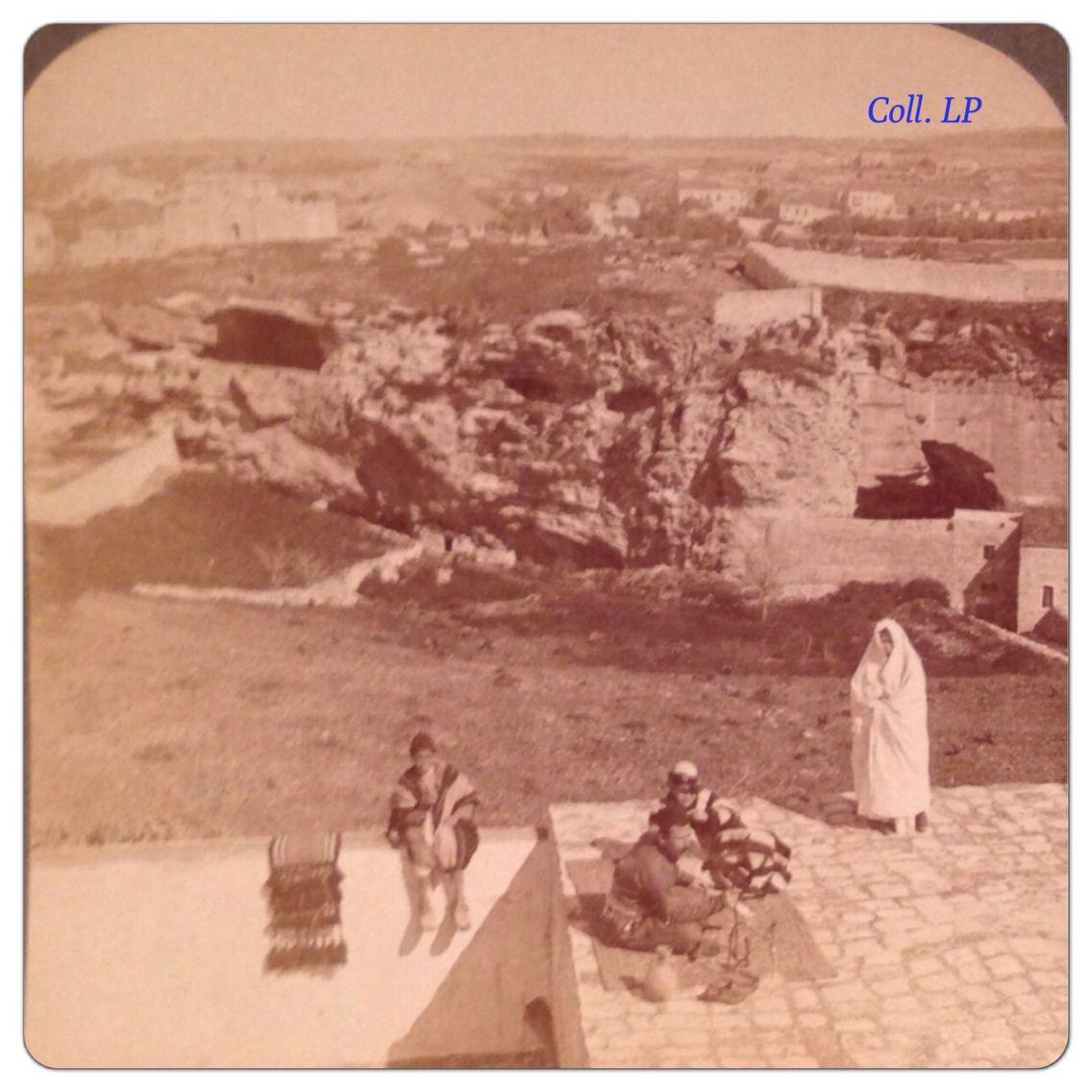 Suite de la promenade en Israël au XIX siècle 2/2