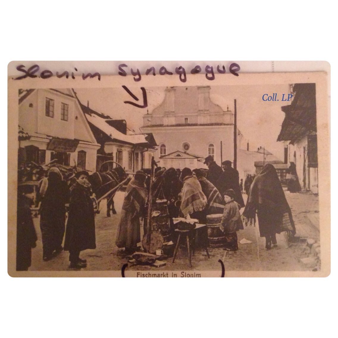 Synagogues de Biélorussie.