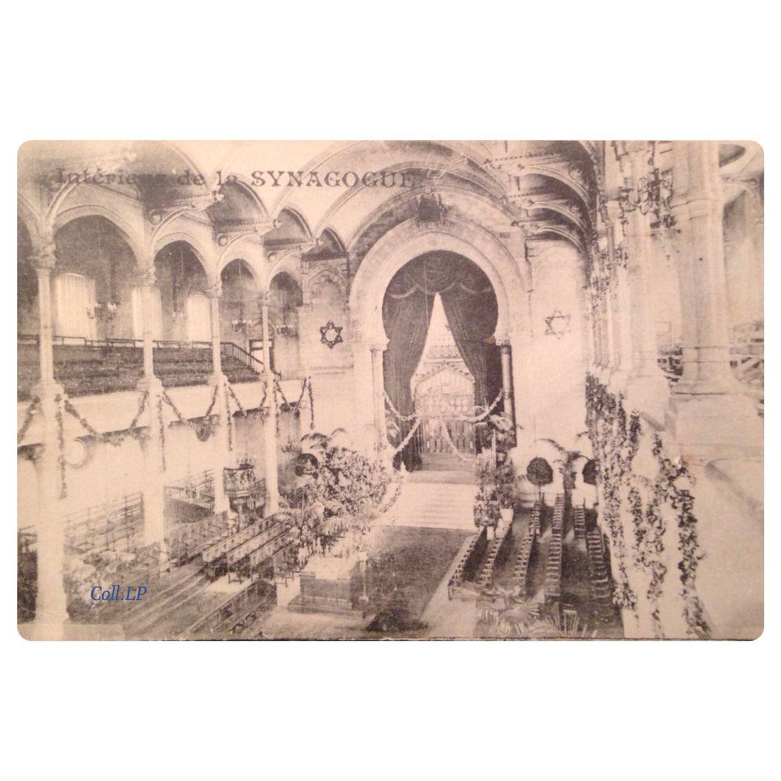 Synagogues en Aquitaine. Bordeaux et Biarritz