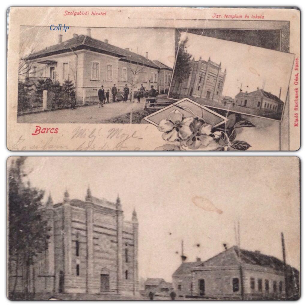 Les synagogues en Hongrie