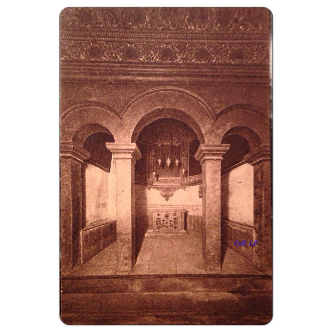 Portrait d'Israel de Narinsky. 1921. Cartes postales 73 à 90
