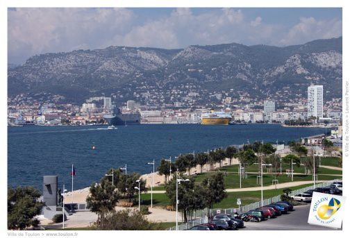 Photo : ville de Toulon