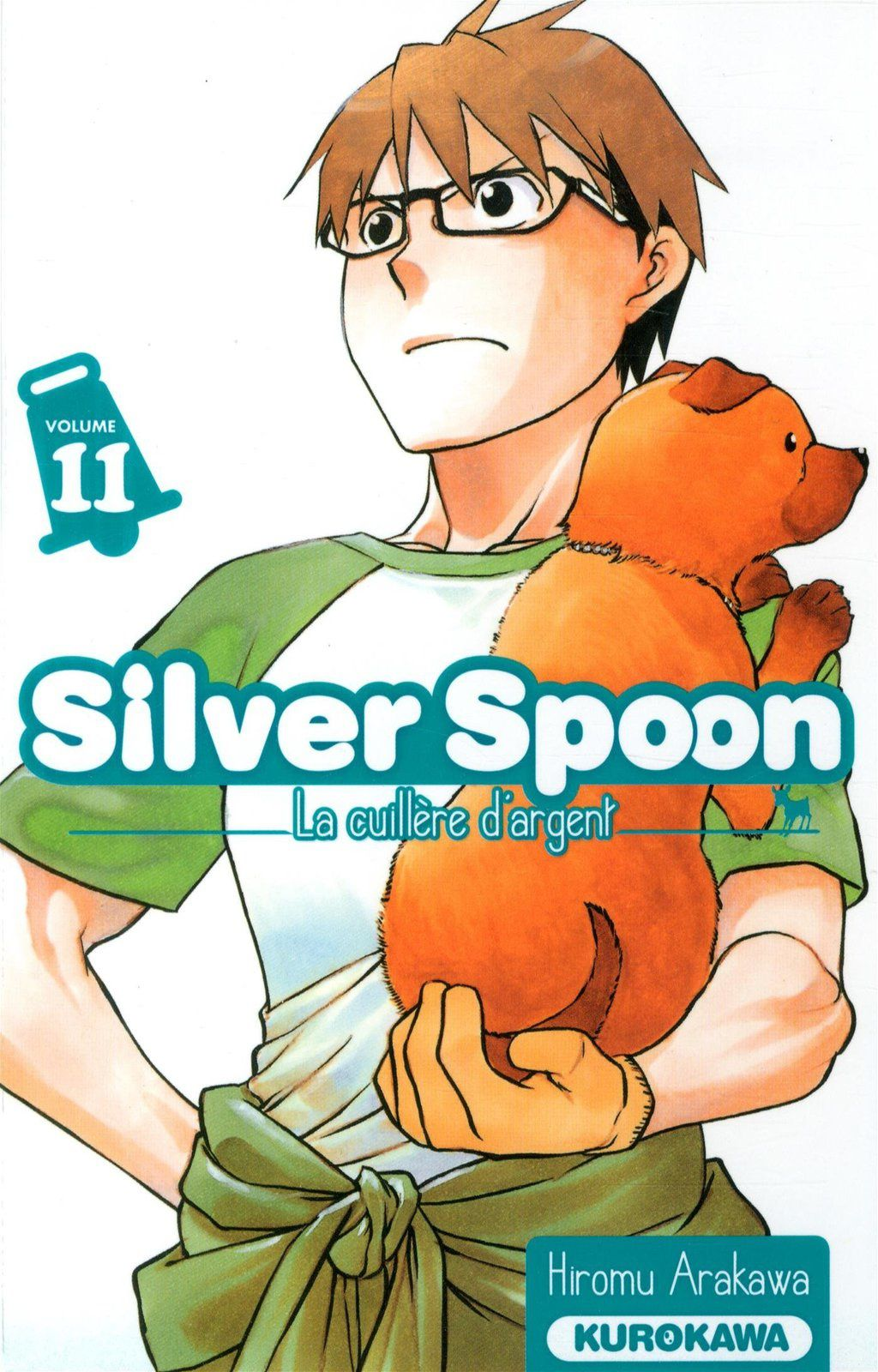 Silver spoon tome 11