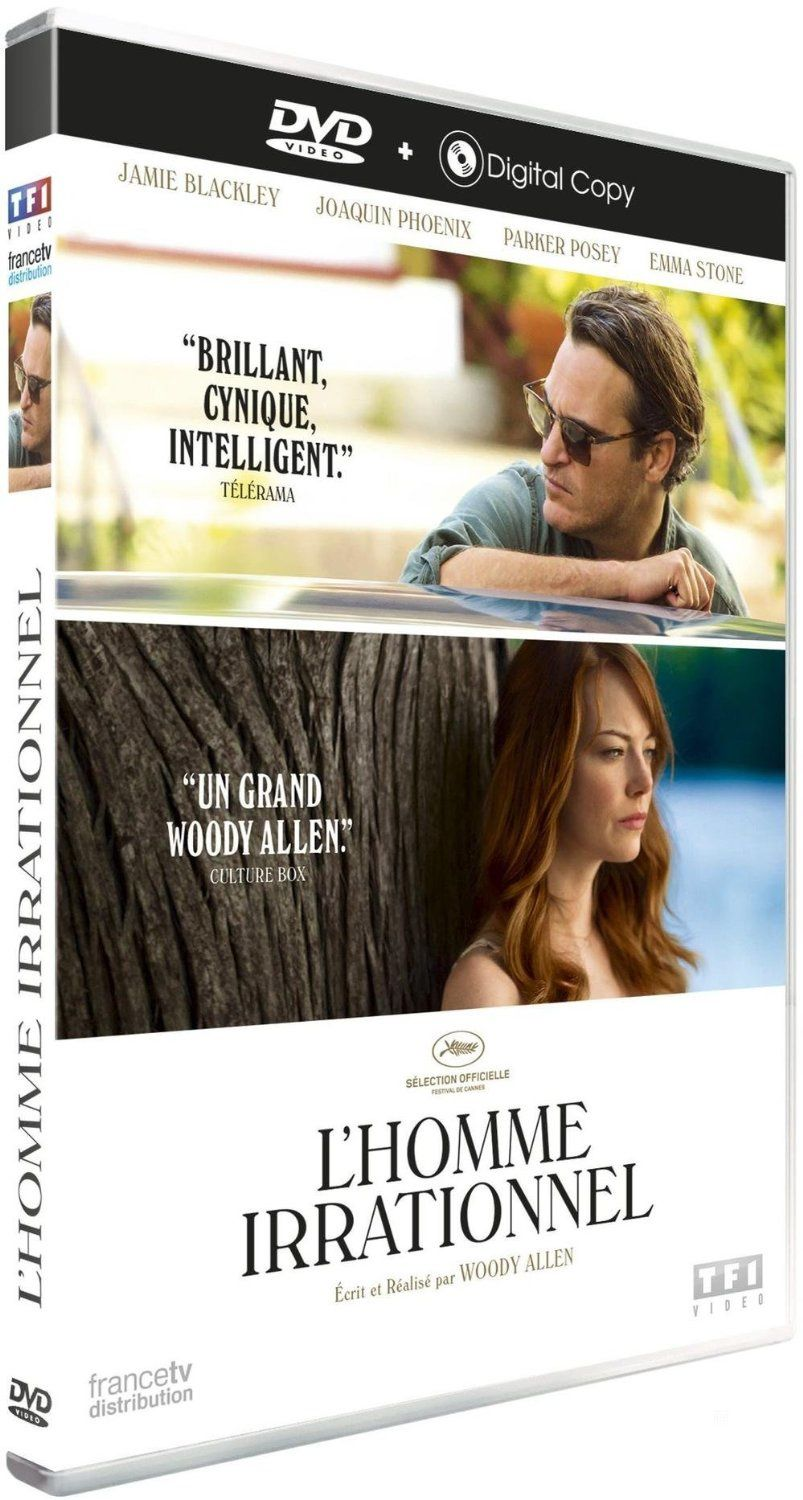 L'homme irrationnel - Woody Allen