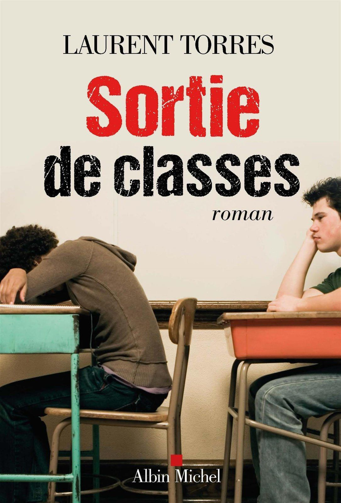 Sortie de classes - Laurent Torrès