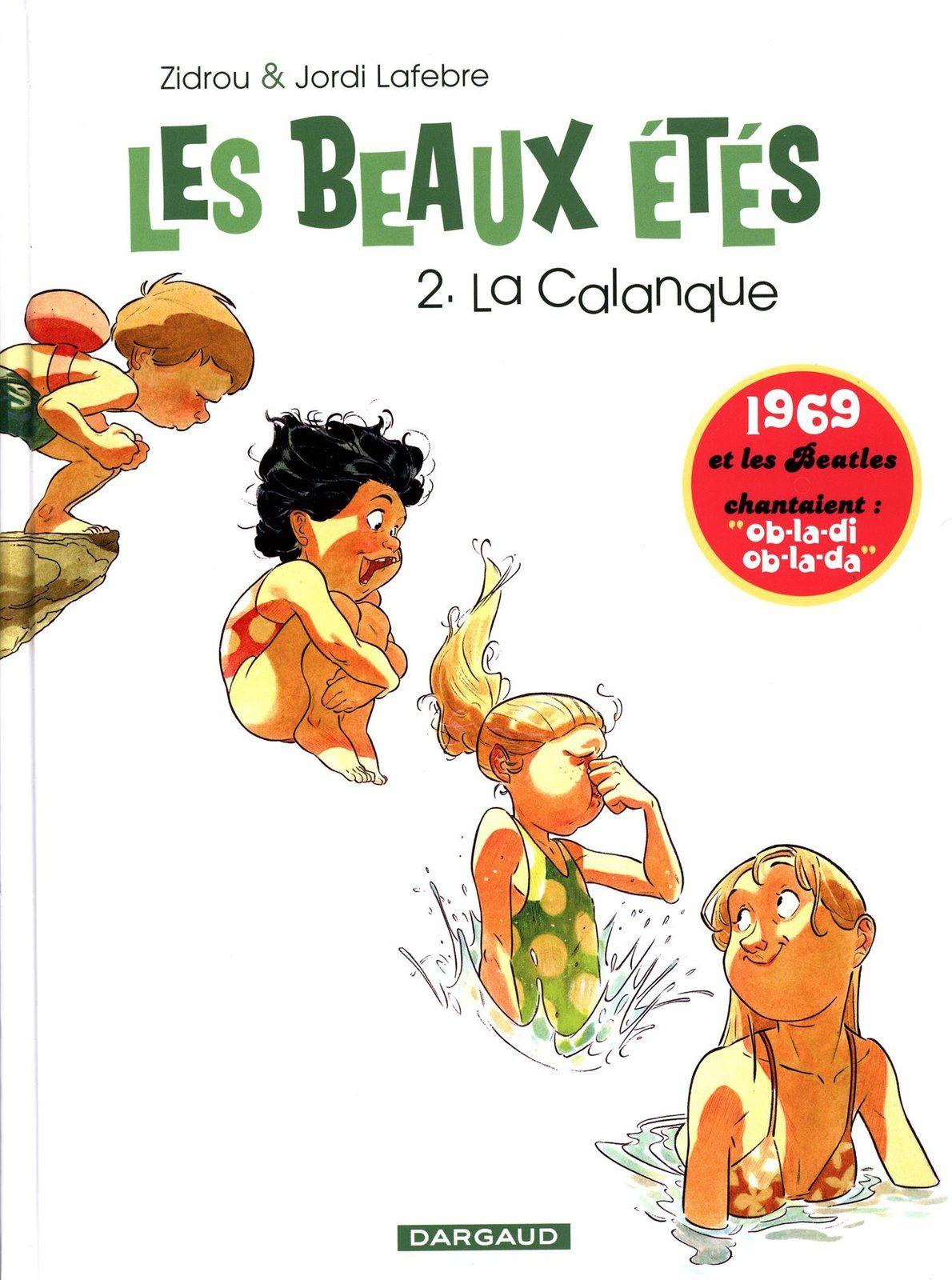 Les beaux étés tome 2 - Zidrou Lafebre