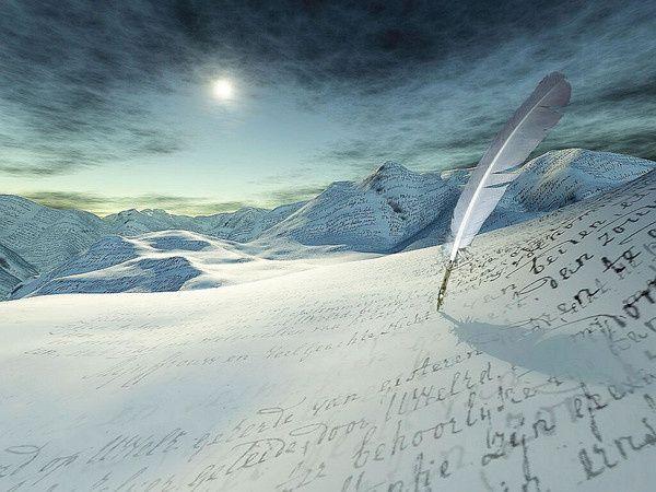Écrire, c'est ajouter de la vie à sa vie...