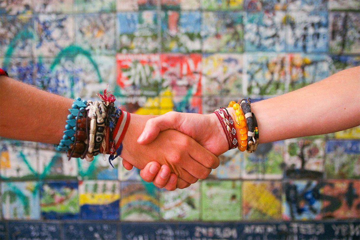 Veillez à préserver votre espace personnel en amitié...