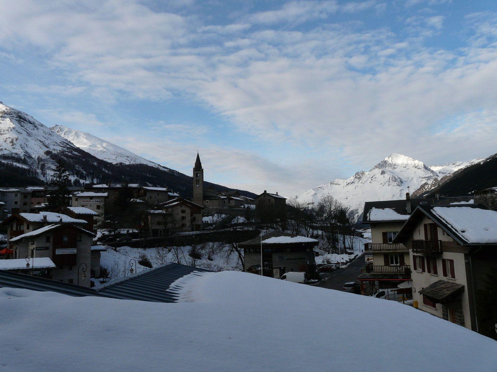 janvier - week-end à Val Cenis
