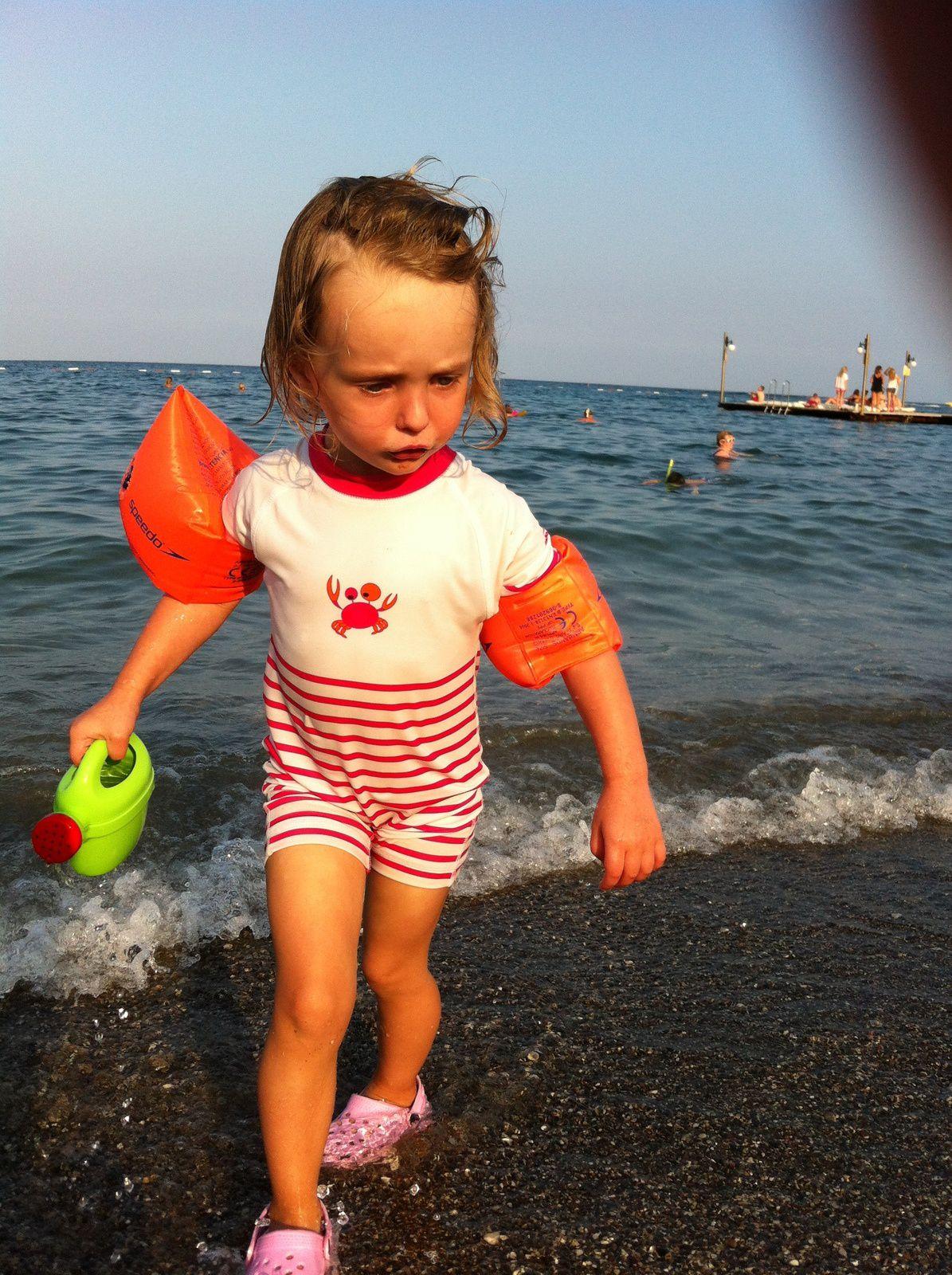 belle de Beldibi beach