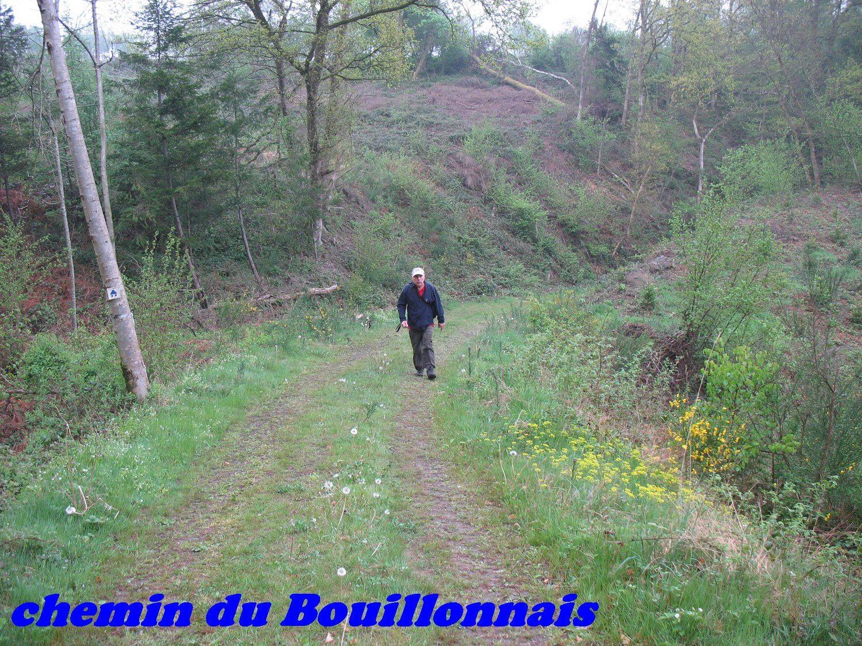 Marche à BOUILLON