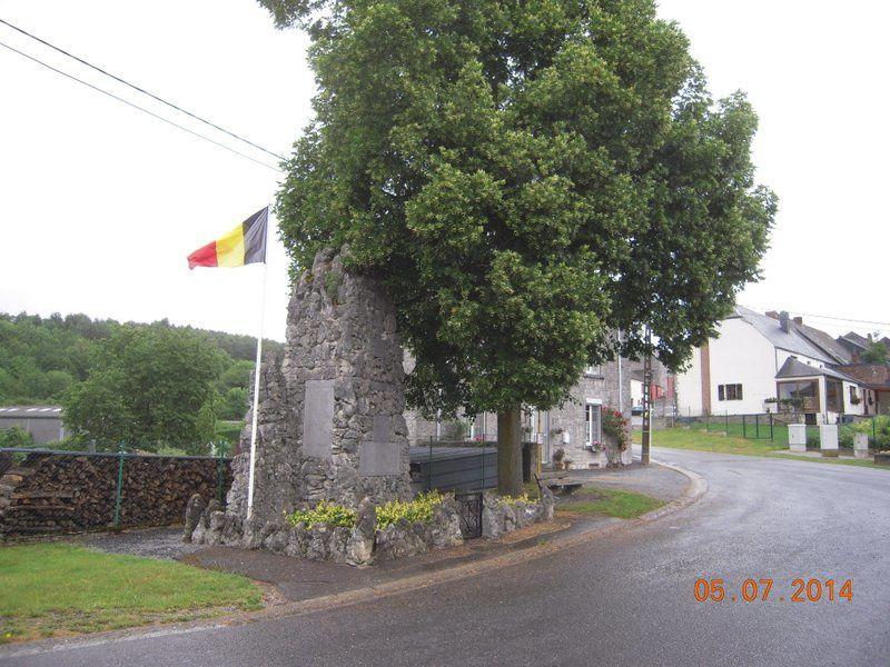 marche de Winenne (Belgique)