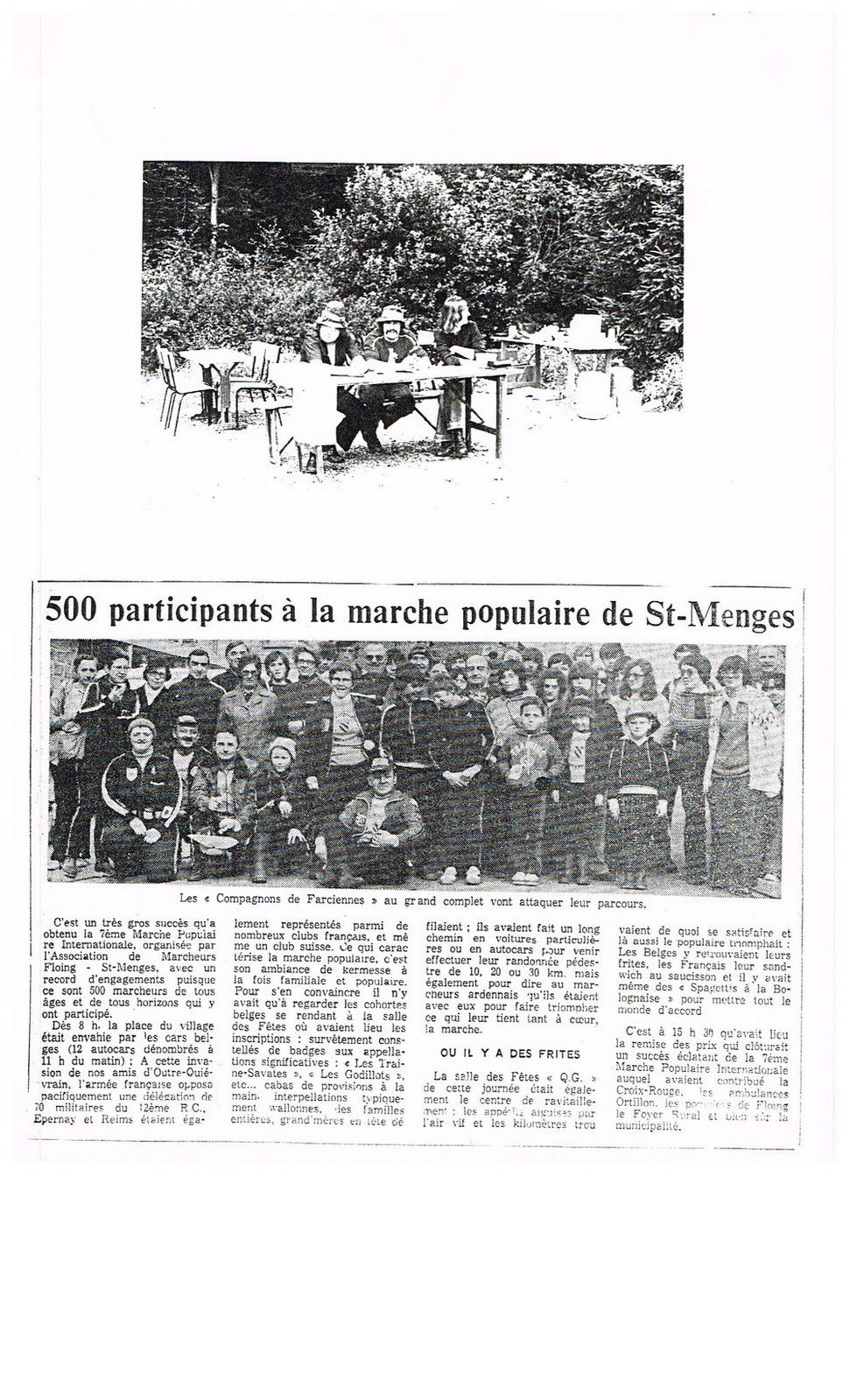 RETROSPECTIVE DU CLUB 1976-2016