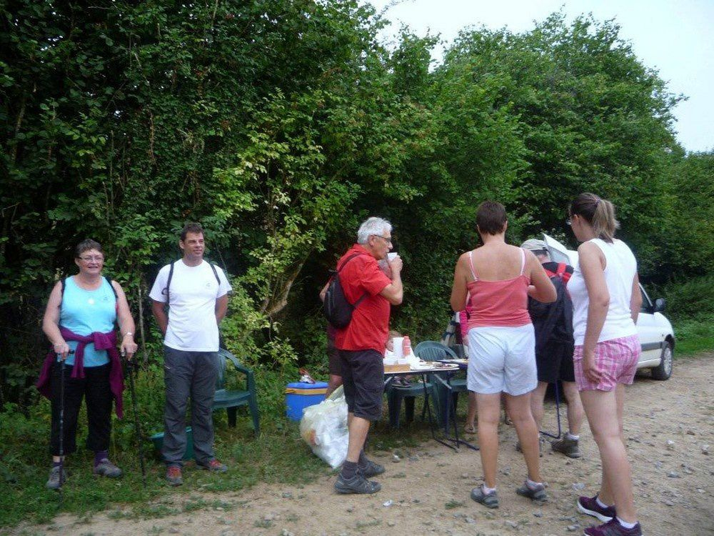 DIMANCHE 09 AOUT 2015   PUILLY CHARBEAUX
