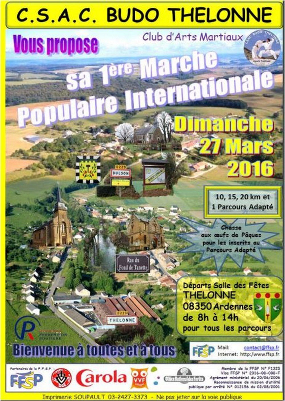 DIMANCHE 27 MARS 2016   THELONNE
