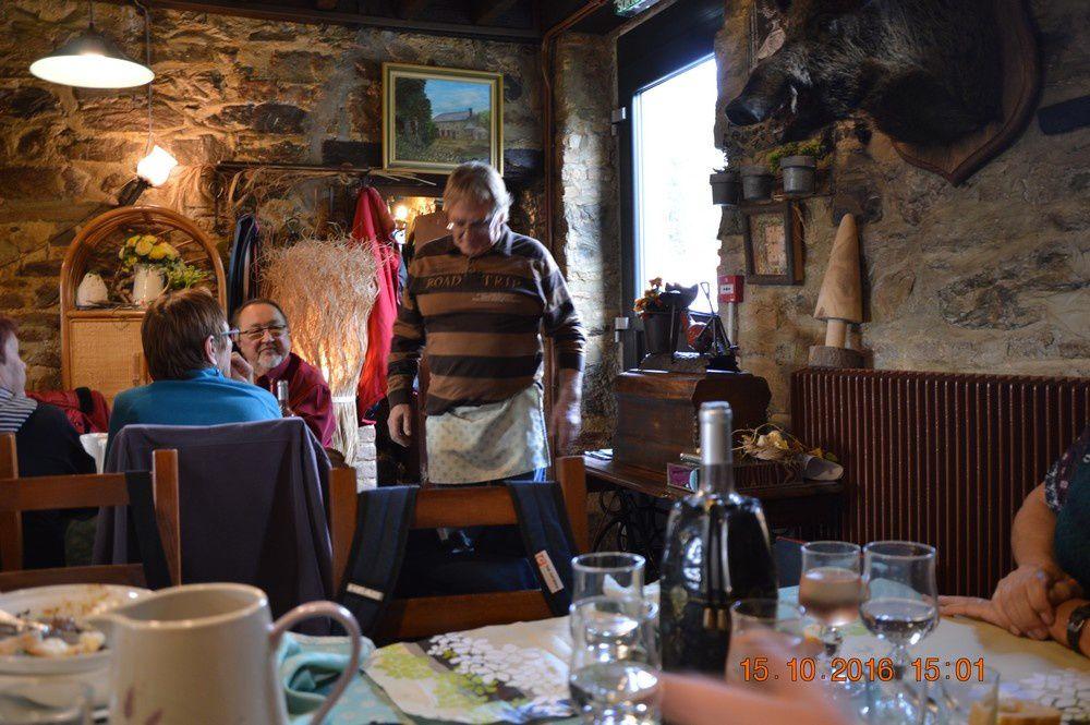 Randonnée autour du lac des Vieilles Forges et diner à la ferme auberge du Malgré Tout à Revin