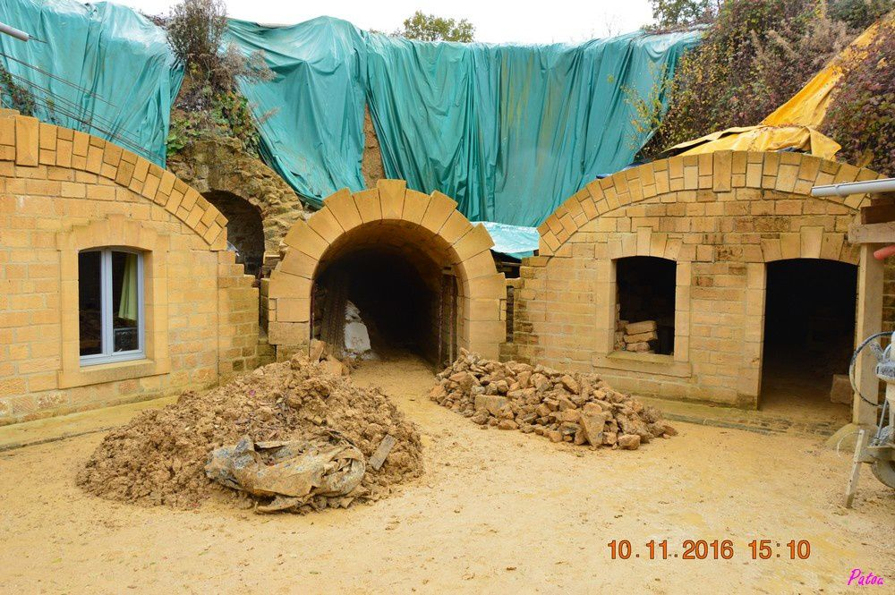 JEUDI 10 NOVEMBRE 2016  VISITE DU FORT DES AYVELLES