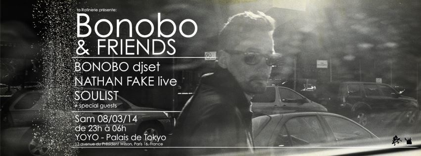 BONOBO &amp&#x3B; FRIENDS  - THE OFFICIAL AFTERSHOW