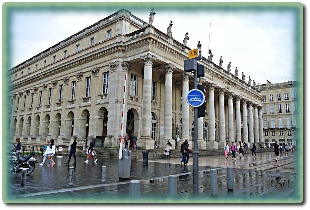 Bordeaux, neuvième ville de l'hexagone