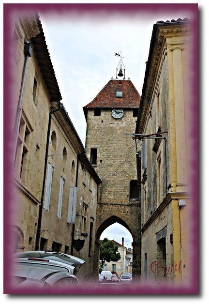 Saint-Macaire, Porte du Bordelais