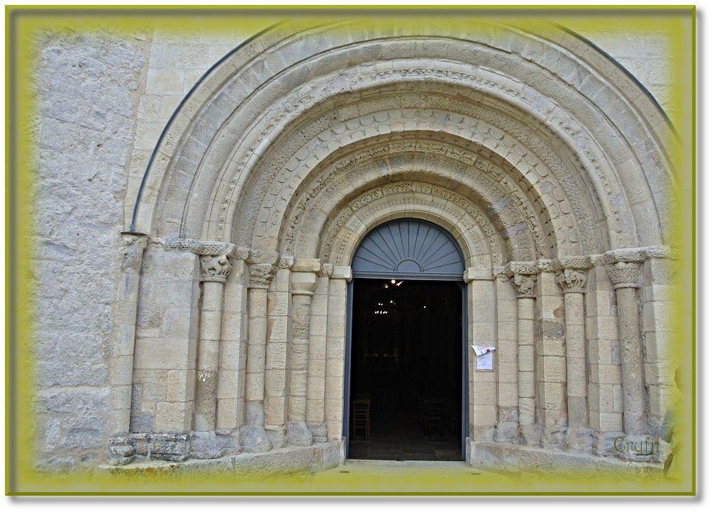 Illats, l'église Saint-Laurent (2)