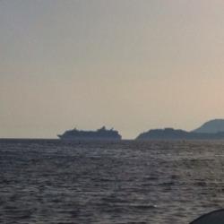 vers la Corse